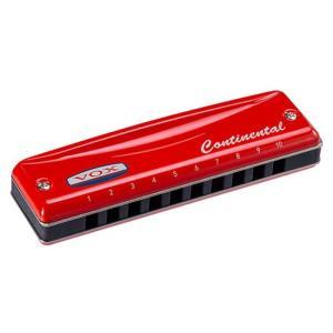 VOX ボックス / 10ホールハーモニカ Continental Type 2 Harmonica 【名古屋栄店】|ishibashi-shops