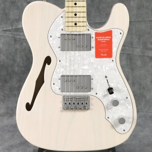 Fender / Traditional 70s Telecaster Thinline Maple...