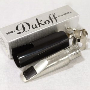 (中古) Dukoff / Alto Sax Mouthpiece Metal D5 MIAMI (梅田の中古値下げしました!)(梅田店) ishibashi-shops