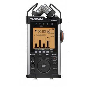 TASCAM / DR-44WL モバイルレコーダー 【店頭展示処分特価品!!】【梅田店】|ishibashi-shops