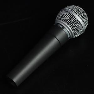 SM58は、ライブ・パフォーマンス、音空間の創造、スタジオ・レコーディングでのボーカル収音のために生...