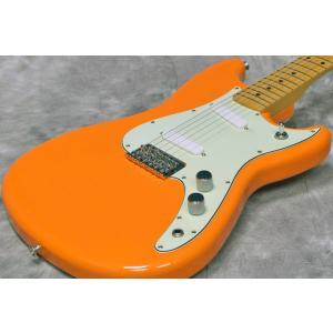 Fender / Duo Sonic Maple Capri Orange 【チョイキズアウトレット...