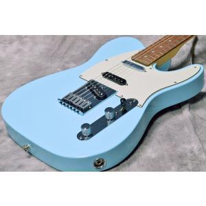 Fender / Deluxe Nashville Tele Daphne Blue (S/N:MX...