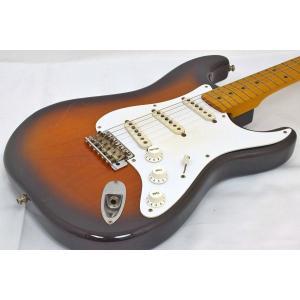 (中古)Fender Japan フェンダージャパン / ST57-US 2-Tone Sunbur...