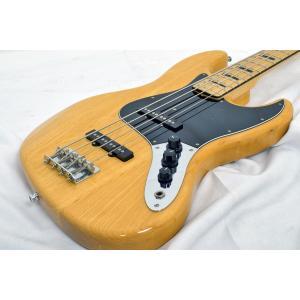 (中古)Fender Japan フェンダージャパン / JB75B Natural / Maple...