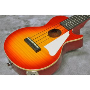 Epiphone / Les Paul Acoustic/Electric Concert Ukulele Heritage Cherry Sunburst 【福岡パルコ店】|ishibashi-shops