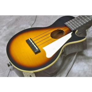 Epiphone / Les Paul Acoustic/Electric Concert Ukulele Vintage Sunburst 【福岡パルコ店】|ishibashi-shops