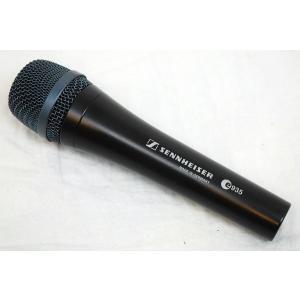 ステージ上の音圧レベルが高く、ボーカルだけを通さなければならない用途向けに設計されたカーディオイド型...