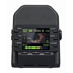 ZOOM ズーム / Q2n-4K 4Kハンディビデオレコーダー (福岡パルコ店)|ishibashi-shops
