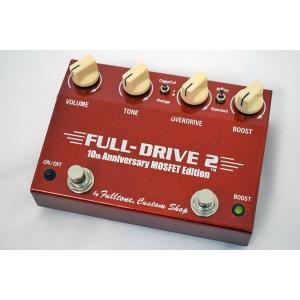 (中古)Fulltone フルトーン / FULL-DRIVE2 10th Anniversary ...