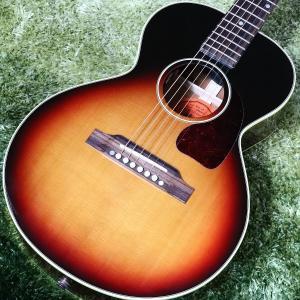 小さくてもギブソンサウンド、B-25(LG-2)を更に3/4サイズへ小さくしたミニギターが限定にて登...