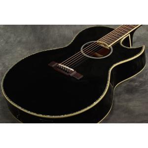 Washburn / EA40SNB Black ワッシュバーン アコースティックギター エレアコ EA-40 (ハードケースつき)【WEBSHOP】