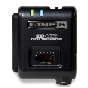 Line6 ラインシックス / V35BP 6チャンネル・ボディパック型トランスミッター (XD-V35用)(お取り寄せ商品)【WEBSHOP】