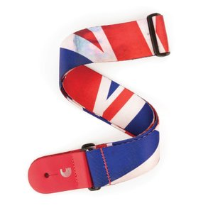 Planet Waves プラネットウェーブス / P20S1505 Distressed Union Jack ギターストラップ(お取り寄せ商品)【WEBSHOP】