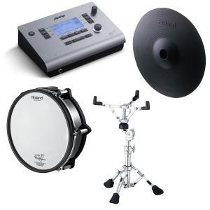 ATV / 電子ドラムモジュール aD5 / スネア PD-128S-BC / ライド CY-15R オリジナル一括セット【WEBSHOP】|ishibashi-shops