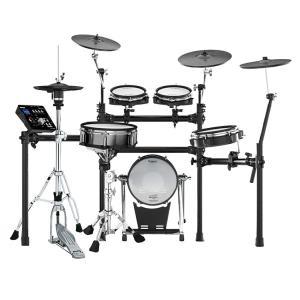 Roland / Drum System TD-25KV-S スネアとキックアップグレードセット /デュアルレッグハイハットスタンド付き(WEBSHOP)|ishibashi-shops