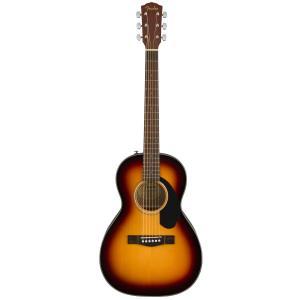 (在庫有り) FENDER Acoustic / CP-60S Parlor Sunburst フェンダー アコースティックギター フォークギター アコギ パーラーギター CP60S (YRK)(新品特価)|ishibashi