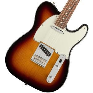(タイムセール:29日12時まで)Fender / Player Series Telecaster 3 Color Sunburst Pau Ferro(YRK)(新品特価)|ishibashi