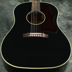 Gibson / 1950s J-45 Original Ebony (EB) (豪華特典つき!/80-set180519)(ギグケースプレゼント!/+2308111658003) ギブソン アコギ エレアコ J45 (S/N 23180047)|ishibashi
