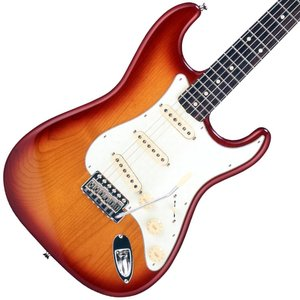 (タイムセール:30日12時まで)Fender / Japan Exclusive Classic 60s Stratocaster Texas Special Cherry Burst エレキギター(YRK)|ishibashi