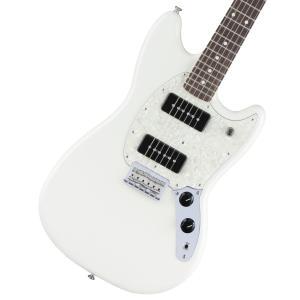 Fender / Mustang 90 Rosewood Olympic White (YRK)