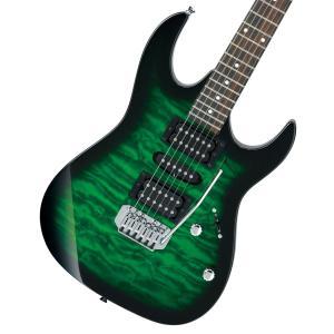 Ibanez / GIO Ibanez GRX70QA Transparent Emerald Burst (TEB) アイバニーズ 【B級アウトレット特価】
