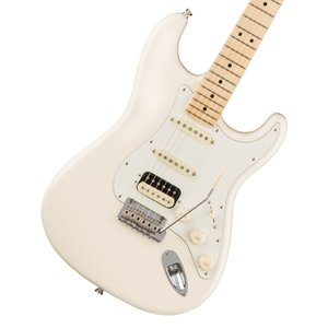 (タイムセール:30日12時まで)Fender USA / American Pro Stratocaster HSS Shawbucker Olympic White Maple (アウトレット新品特価)(YRK)|ishibashi