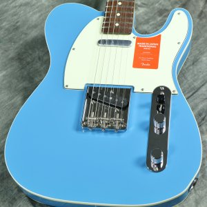 Fender / Made in Japan Traditional 60s Telecaster Custom Rosewood Fingerboard California Blue 【アウトレット特価】【S/N JD19010530】