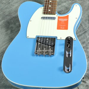 Fender / Made in Japan Traditional 60s Telecaster Custom Rosewood Fingerboard California Blue 【S/N JD19008141】【アウトレット特価】