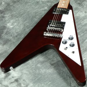 Gibson USA / Flying V 2018 Antique Cherry (AC) ギブソン【S/N 180078929】《Gibsonアクセキットプレゼント!/+811145200》