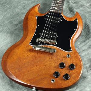Gibson USA / SG Faded 2018 Worn Bourbon ギブソン(S/N 180022827)(アウトレット)(純正アクセサリーセット進呈 /+811145200)|ishibashi