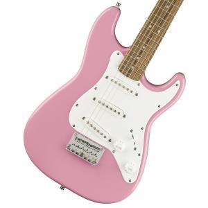 Squier / Mini Strat Laurel Fingerboard Pink スクワイヤー...