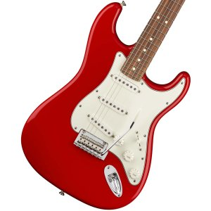 (タイムセール:28日12時まで)Fender / Player Series Stratocaster Sonic Red Pau Ferro(YRK)|ishibashi