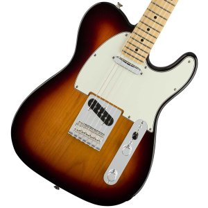 (タイムセール:28日12時まで)Fender / Player Series Telecaster 3 Color Sunburst Maple(YRK)|ishibashi