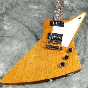 Gibson USA / Explorer 2019 Antique Natural ギブソン 【S/N 190020736】