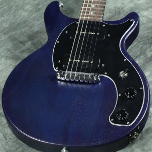 Gibson USA / Les Paul Special Tribute DC 2019 Blue Stain【チョイ傷アウトレット特価】【S/N 105190170】