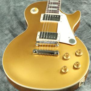 Gibson USA / Les Paul Standard 50s Gold Top (豪華特典つき/80-set21419)(純正ギグバッグプレゼント /+811171500)(S/N 124790172) ギブソン (WEBSHOP) ishibashi