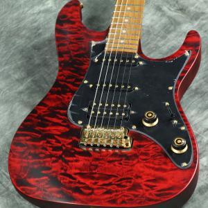 Ibanez / Scott LePage Signature Model SLM10-TRM(Transparent Red Matte) アイバニーズ 【S/N I190412760】
