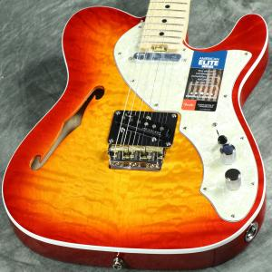 Fender USA / American Elite Telecaster Thinline Qu...