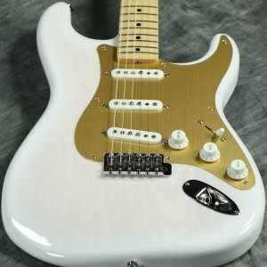 Fender / Made in Japan Heritage 50s Stratocaster Maple White Blonde 《純正ケーブル&ピック1ダースプレゼント!/+661944400》【S/N JD20001003】