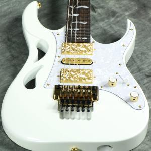 Ibanez / Steve Vai Signature model PIA3761-SLW(Stallion White) 《フレットラッププレゼント!/+811183400》【S/N F2009386】
