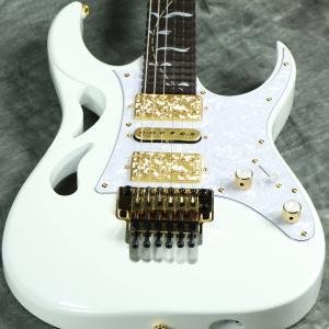 Ibanez / Steve Vai Signature model PIA3761-SLW(Stallion White) 《フレットラッププレゼント!/+811183400》【S/N F2009430】