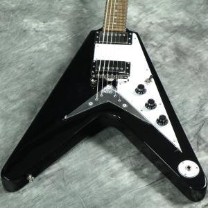 Epiphone / Inspired by Gibson Flying V Ebony エピフォン 2020《純正アクセサリーセット進呈 /+811162400》