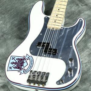 FENDER / Steve Harris Precision Bass Maple Fingerboard Olympic White【S/N MX19000482】