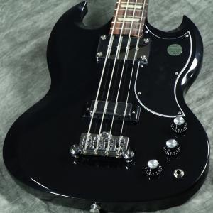 Gibson USA / SG Standard Bass Ebony ギブソン エレキベース 《特典つき!/80-set21419》【S/N 122790036】