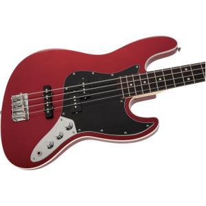 Fender / Made in Japan Aerodyne II Jazz Bass Rosewood Fingerboard Candy Apple Red フェンダー《ストリングミュータープレゼント!/+681485900》《純正チューナーとピック12枚プレゼント!/+811179700》
