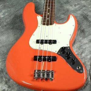 Fender / Made in Japan Traditional 60s Jazz Bass Rosewood Fingerboard Fiesta Red フェンダー【アウトレット特価】【S/N JD20001773】