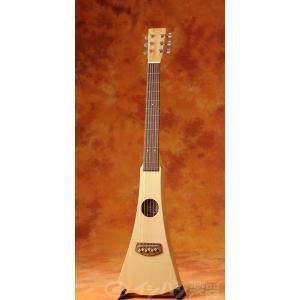 (タイムセール:29日12時まで)(在庫有り) Martin / Steel String Backpacker Guitar (正規輸入品) マーチン トラベルギター バックパッカー スチール弦仕様 ishibashi