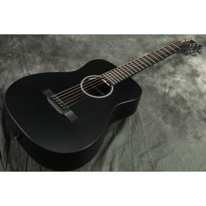 (新品)Martin マーチン / LX BLACK Little Martin (正規輸入品) リトルマーチン アコースティックギター (お取り寄せ商品)(送料無料) ishibashi