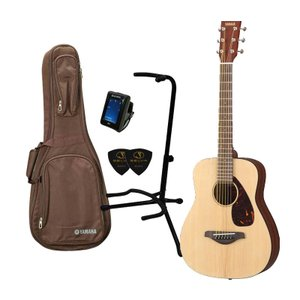 YAMAHA ヤマハ / JR2 NT (ミニギター5点セット)ミニ アコースティックギター アコギ 入門 初心者 入門セット(YRK)(+2308111820004)|ishibashi